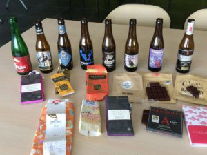 Bier-en-chocolade-pairing-12-Bean-to-bar-2-1-300x225 Association bière et chocolat