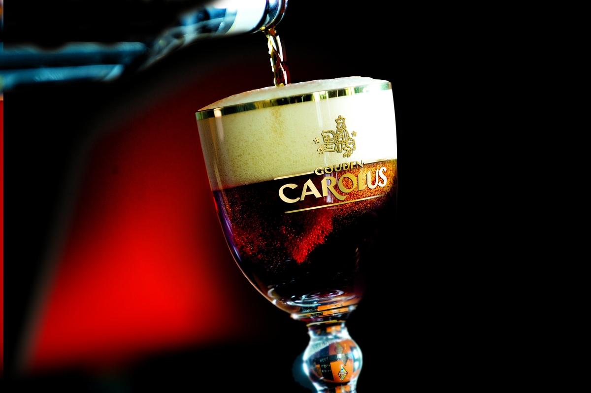 Business-bierdegustatie-5-6-gouden-carolus Beer tasting