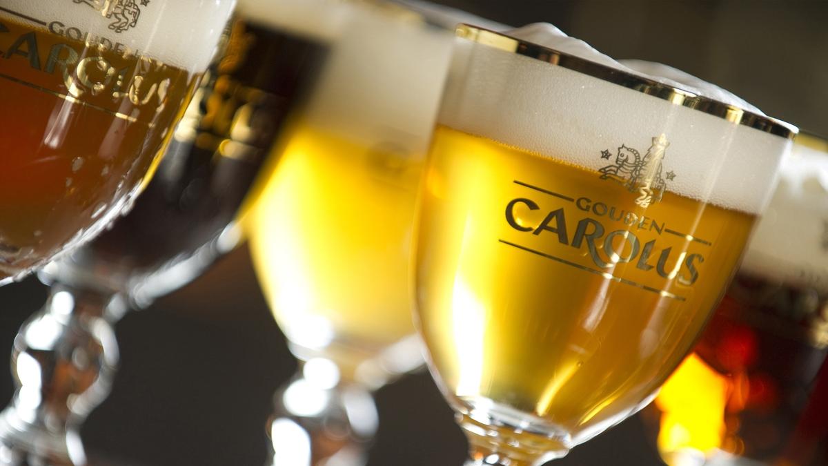 Business-bierdegustatie-7-gouden-carolus Beer tasting