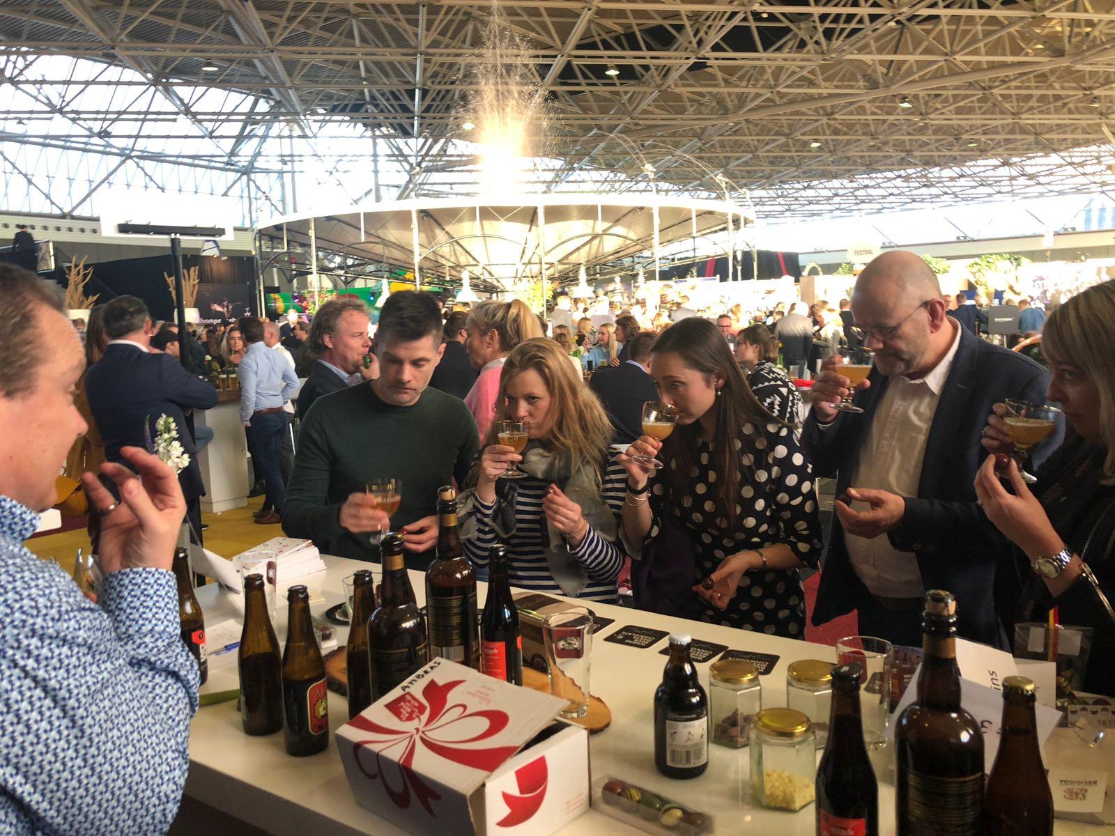 Discover Belgium B&C pairing RAI Summit Feb18
