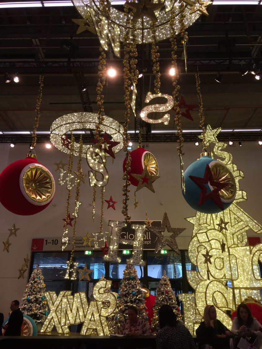 yH5BAEKAAEALAAAAAABAAEAAAICTAEAOw== Globall Concept ChristmasWorld Frankfurt Jan18