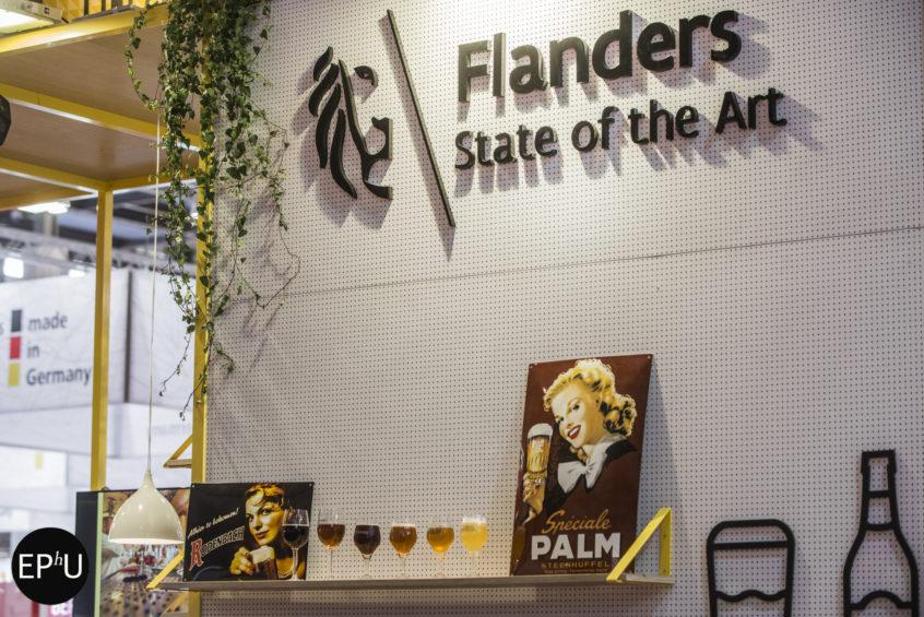yH5BAEKAAEALAAAAAABAAEAAAICTAEAOw== Visit Flanders IBTM Barcelona Nov16