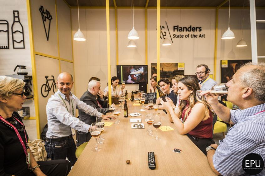 yH5BAEKAAEALAAAAAABAAEAAAICTAEAOw== Visit Flanders IMEX Frankfurt Mei17