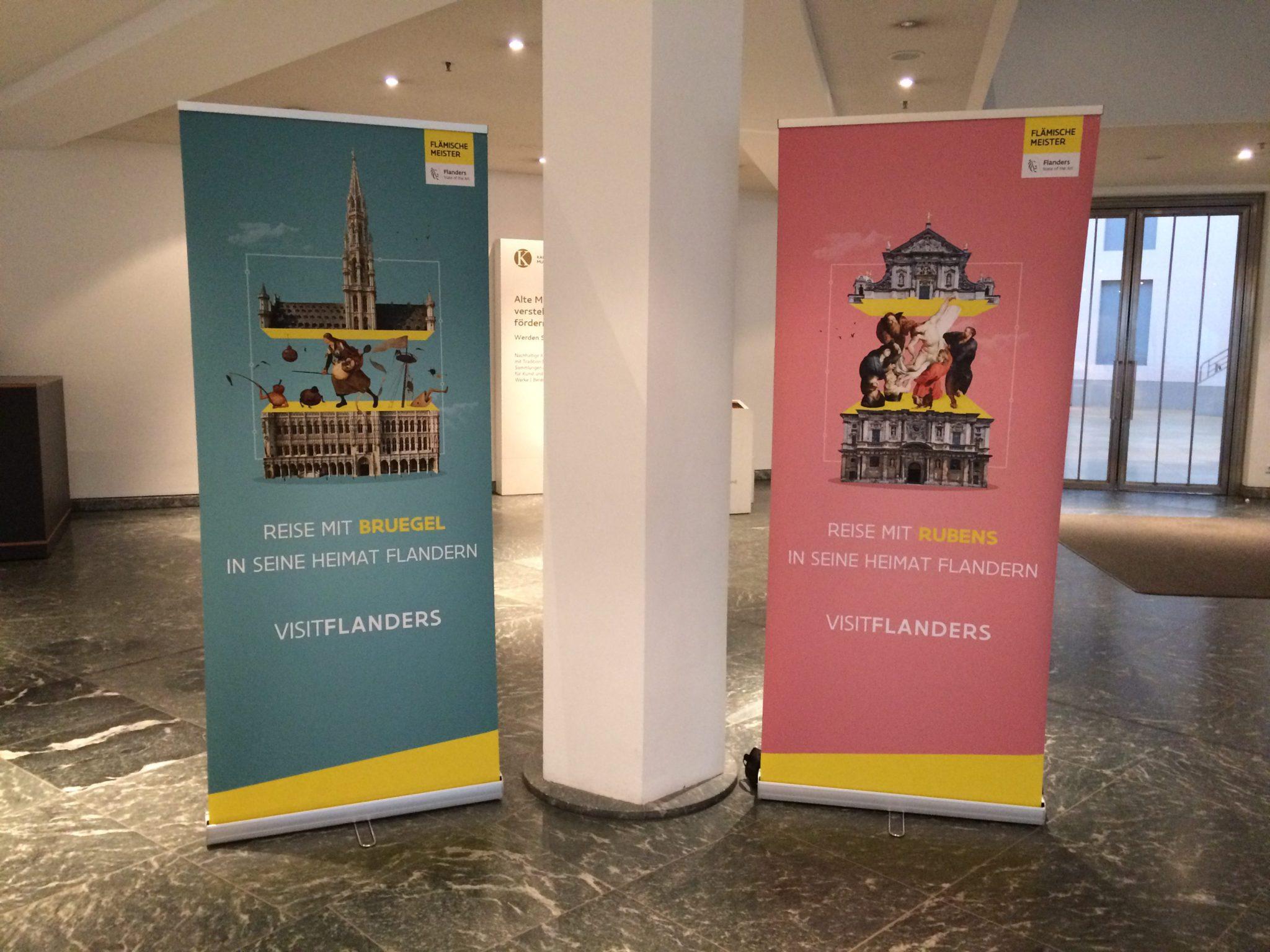 Vlaamse Meesters workshop B&C Toerisme Vlaanderen Berlijn & Frankfurt Sep18