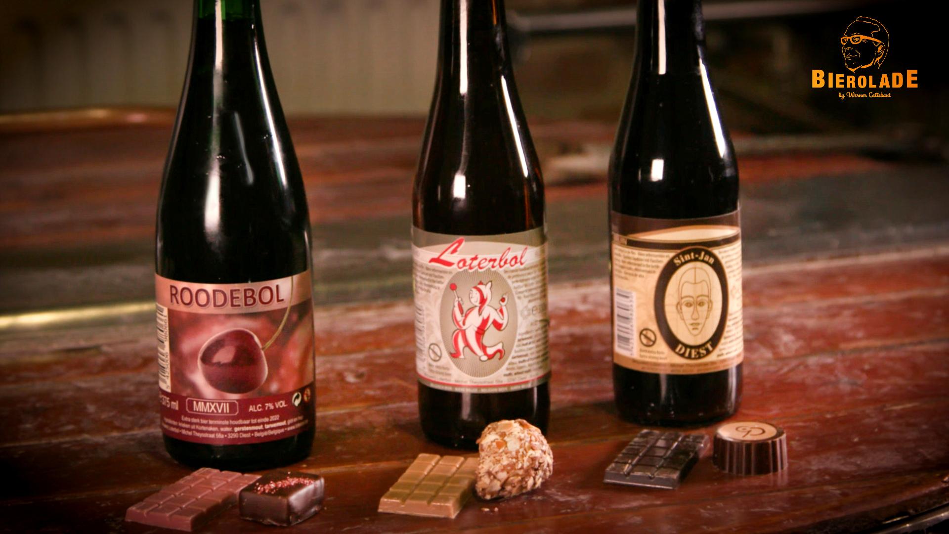 Diest-13 Bier en Chocolade Pairing