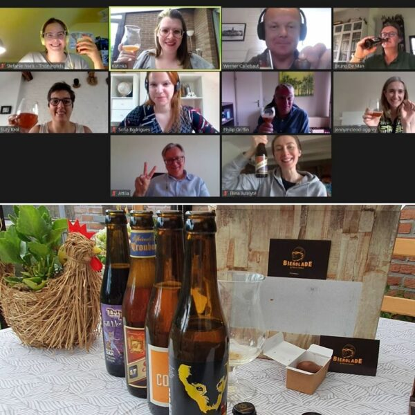 Beer & Chocolate Online Tasting