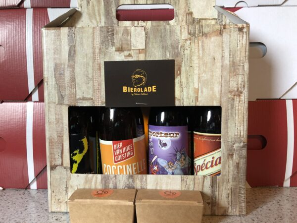 Beer and Chocolate Tasting Box