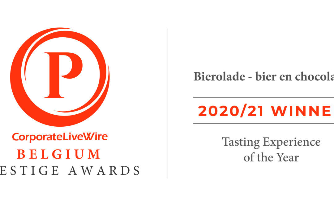 Bierolade is Tasting Experience of the Year
